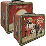 FanWraps Fallout 4 Nuka Cola Collectible Tin Tote