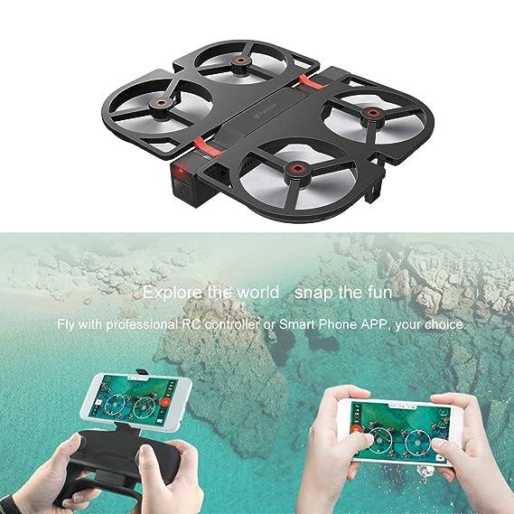 Lorenlli Ajuste para FUNSNAP Idol 2.4G RC Drone GPS Plegable ...
