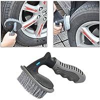 Nikavi NKVTIRE001 Car Wheel Tire Rim Scrub Brush