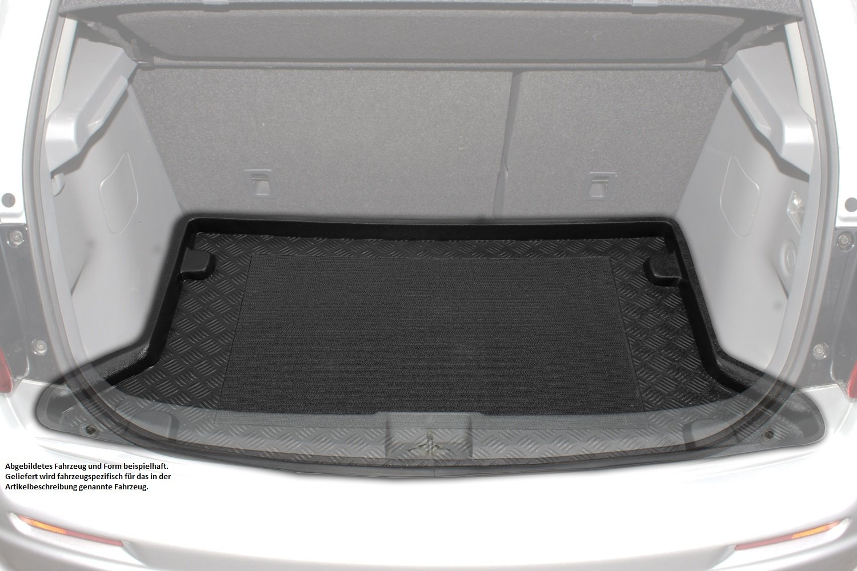 Antirutsch Kofferraumwanne für Ford S-Max 5-Sitzer 2006-8//2015 Kofferraummatte