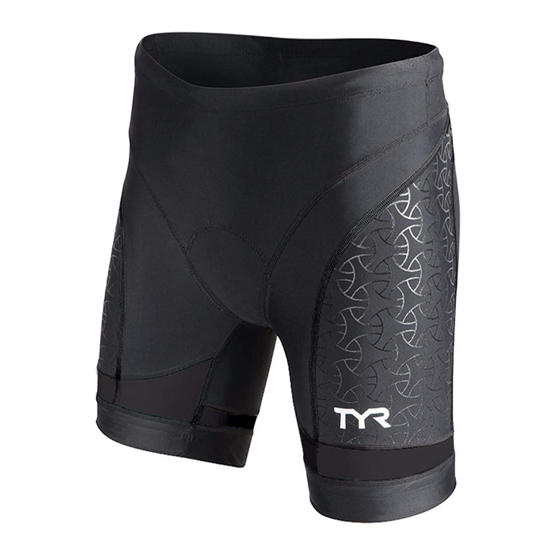 TALLA S. TYR Deporte Mujeres del Deporte Competidor cm Tri Pantalones Cortos de compresión