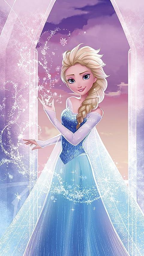 ディズニー アナと雪の女王 スノー・クィーン XFVGA(480×854)壁紙画像