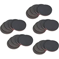 Mirka Abralon 8A-241 Assorted Silicon Carbide Sanding/Polishing Pads, 25-Pack