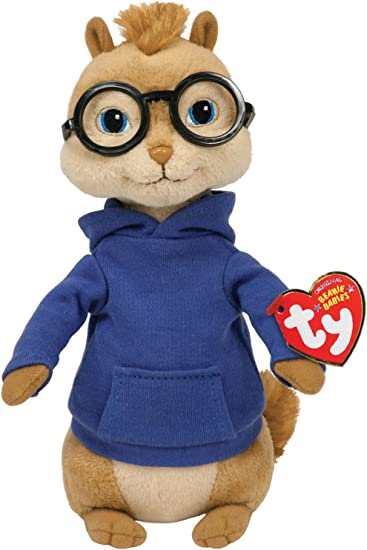 Peluche Simon (Alvin And The Chipmunks) 17 cm: Amazon.it: Giochi e