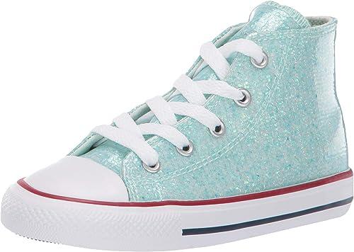 Chuck Taylor All Star Sparkle High Sneaker Kinder