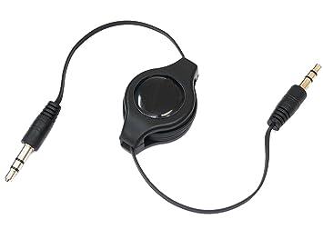 KFZ AUX Kabel für HTC One M8 M9 10 Mini 2 A9 Audio Adapter 3,5mm Klinken Stecker