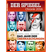DER SPIEGEL: Chronik 2016