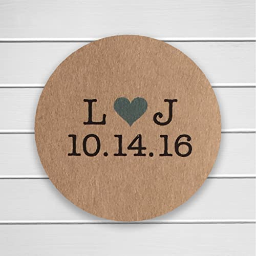 amazon com kraft save the date stickers save the date envelope