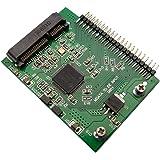 """KALEA-INFORMATIQUE © - Adaptateur mSATA vers IDE 44 (IDE 2.5"""") - Pour SSD mini PCIe de type """"mSATA"""""""