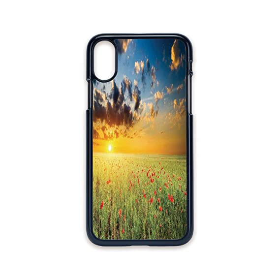 Amazon Com Phone Case Compatible With Iphone X 2d Print