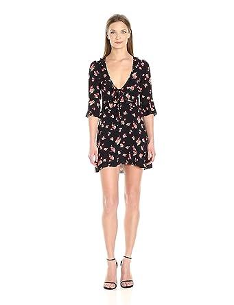 f7101c72252 Amazon.com  For Love   Lemons Women s Cherry Sundress  Clothing
