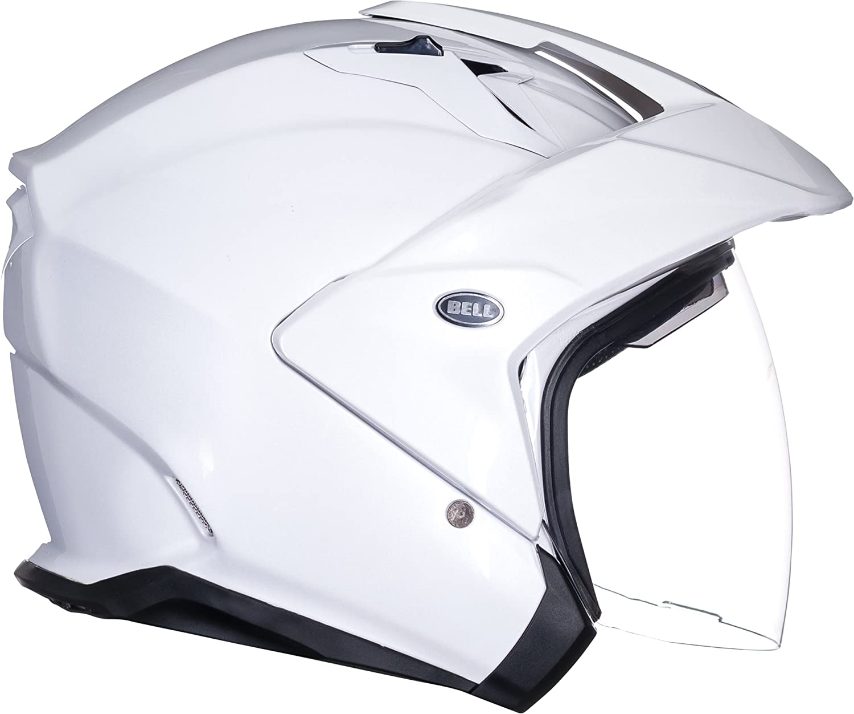Bell Mag-9 Open Face Motorcycle Helmet