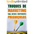 Truques de Marketing para Autores Independentes Preguiçosos.