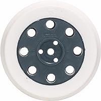 Bosch Professional slijpschijf voor GEX 125-150 AVE, GEX 150 AC en GEX 150 Turbo (Ø 125 mm, extra zacht), blauw, wit