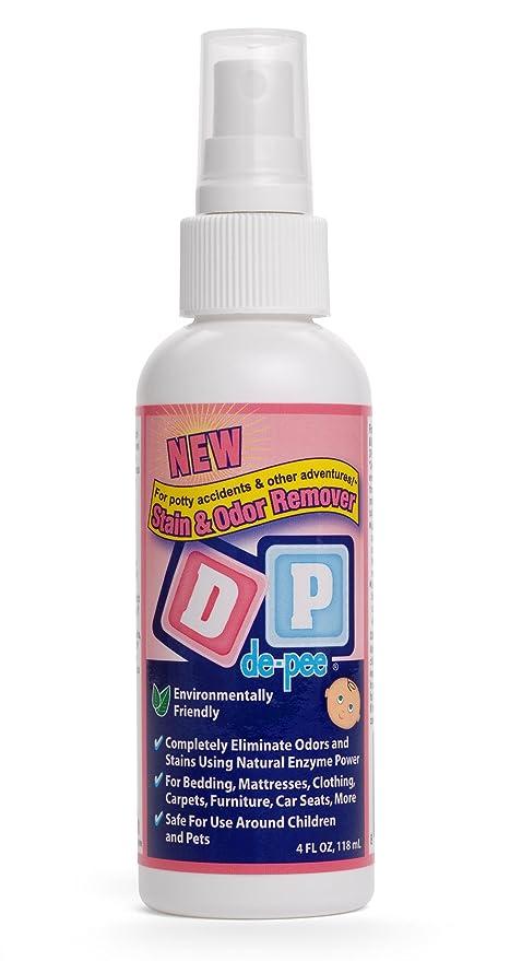 Amazon.com: DP (de-pee) ® A las manchas y olor Remover – 4oz ...