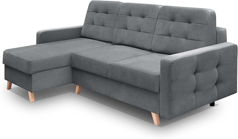 - Meble Furniture & Rugs Vegas Futon Schlafsofa, Doppelbett, Mit