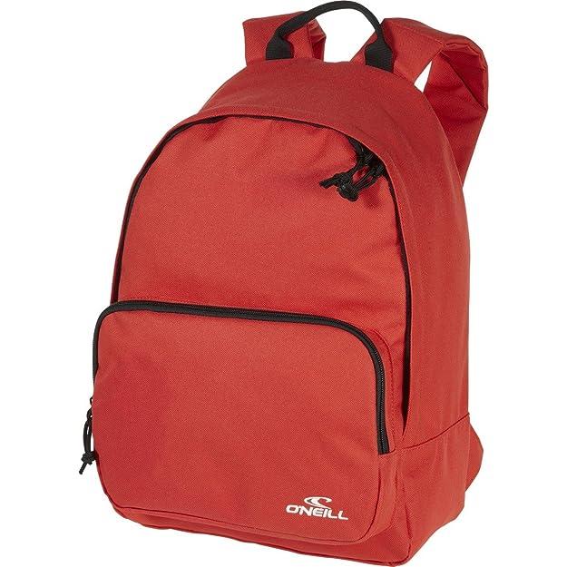 OŽNeill AC Coastline Logo Backpack - Mochila, color rojo vivo: Amazon.es: Zapatos y complementos