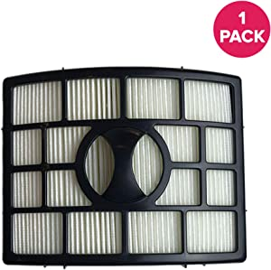 Crucial Vacuum Replacement Vacuum Filter – Compatible with Shark HEPA Style Post Filter Part # XHF650 – Fits Most Shark Models NV-650, NV-651 & NV-652 – Bulk (1 Pack)