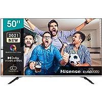 Hisense 50E76GQ QLED 2021 Gaming Series, 50 pulgadas 4K UHD Dolby Vision HDR Smart TV con Youtube, Netflix, Freeview…