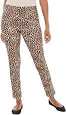 Chico's Women's So Slimming Juliet Ponte Ankle Pants