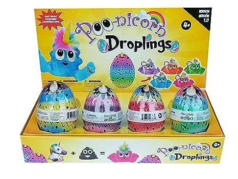 TOYLAND® Poonicorn Sorpresa Huevos de Droplings - Recójalos ...