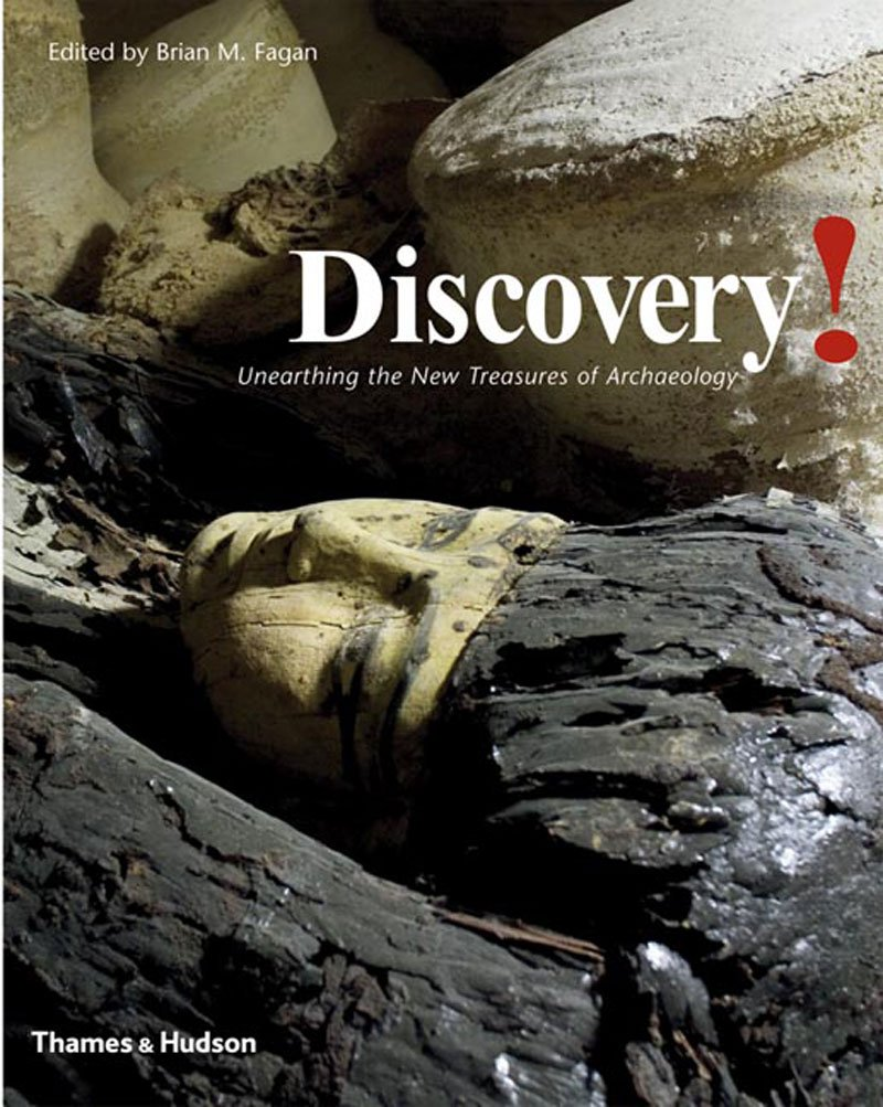 Download Discovery!: Unearthing the New Treasures of Archaeology pdf epub