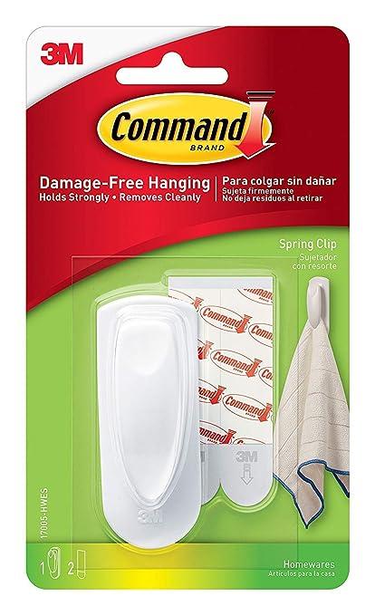 Command Spring Clip MMNQ, 2-Clip