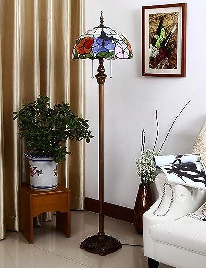 ESPERANZAXU Amos Lámparas de Tiffany, Sala de Estar ...