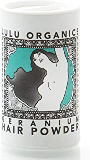 product image for Lulu Organics Geranium Hair Powder/Dry Shampoo - 1oz