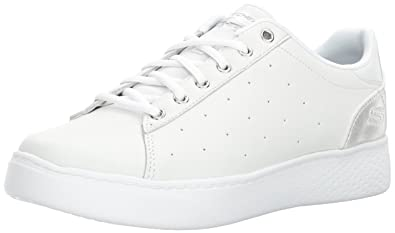 skechers shoes white