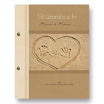 Stammbuch Der Familie Hand In Hand M Kinderhand Familienbuch