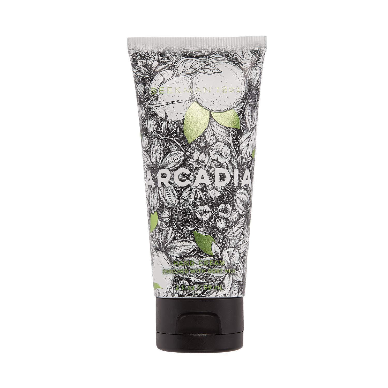 Beekman 1802 - Hand Cream - Arcadia - Moisturizing & Hydrating Goat Milk Hand Lotion for Dry & Sensitive Skin - Daily Hydration - Goat Milk Hand Care - 2 oz