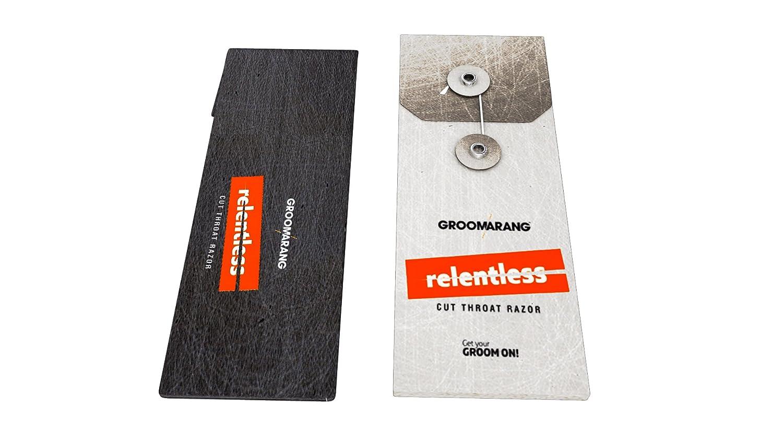 Groomarang Relentless Pro Cut Throat Razor Vintage Barber Quality ...