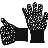 Rosefray 耐熱手袋 バーベキューグローブ 2枚セット 敬老の日ギフト 耐熱温度500℃ クッキングツール 高熱作業に最適