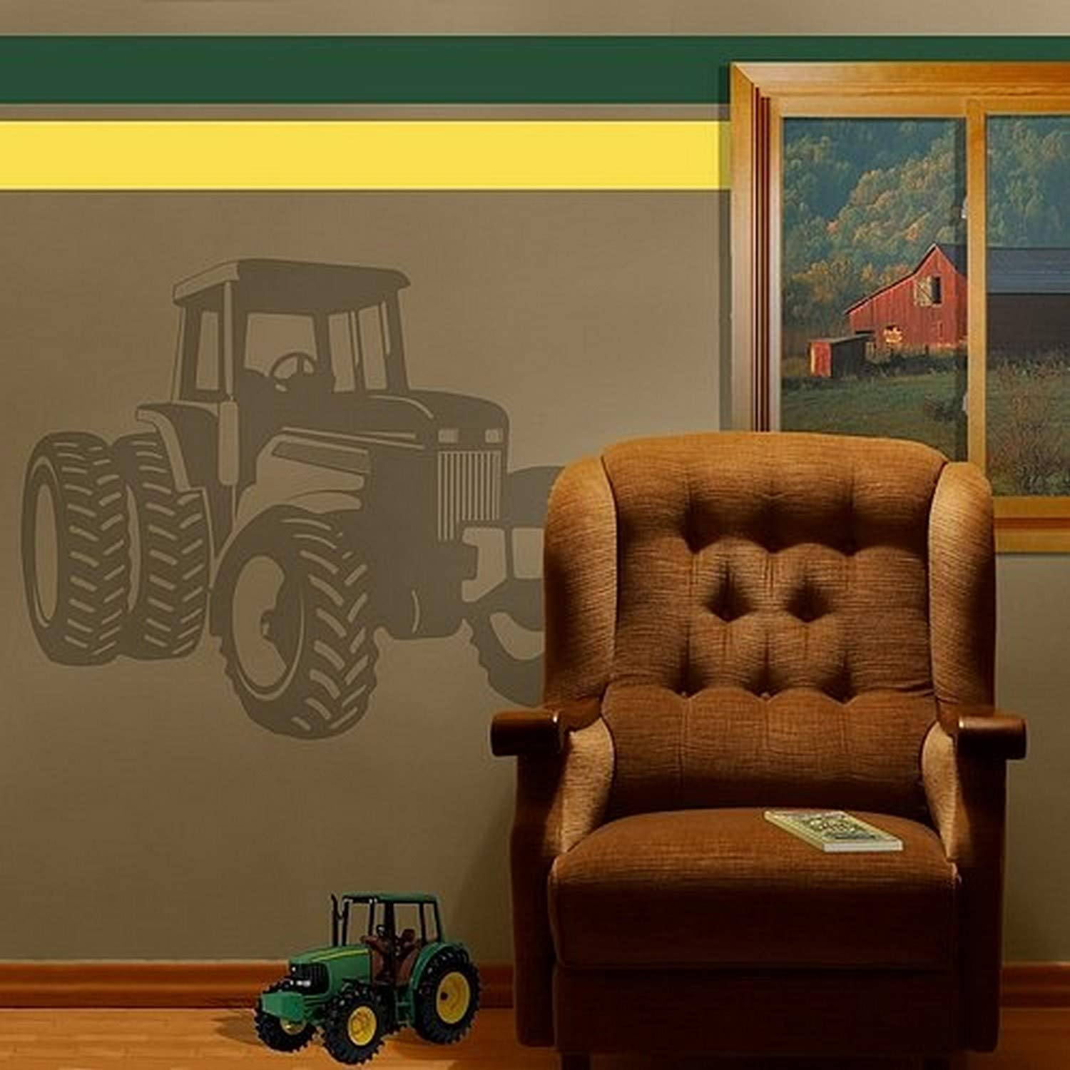 Borders Unlimited Tractor Sudden Shadow, Mutli