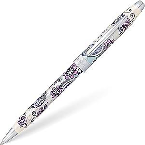 Cross Botanica Purple Orchid Ballpoint Pen