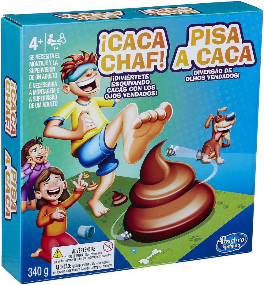 Hasbro Gaming - Juego infantil Caca Chaf! (Hasbro E2489175 ...