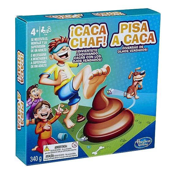 Hasbro Gaming - Juego infantil Caca Chaf! (Hasbro E2489175)