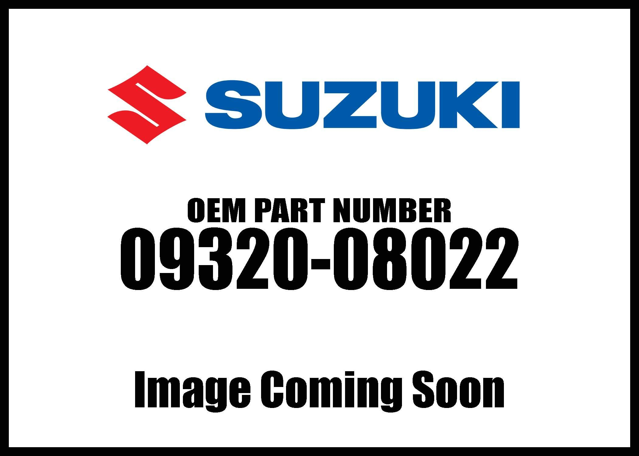 Suzuki Cushion Battery 09320-08022 New Oem