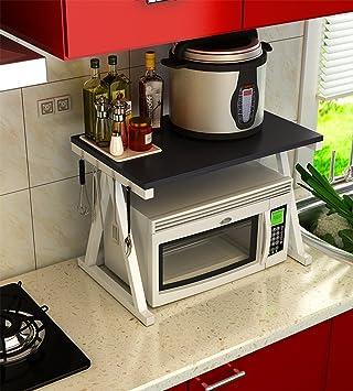 Parrilla Del Horno De Microondas, Cocina Moderna Horno Del ...