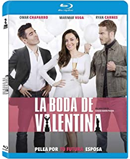 La Boda De Valentina Blu Ray - Spanish Only No English Options