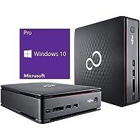 Fujitsu Esprimo Q520   Mini PC   Intel Core i5-4570T @ 2,9 GHz   8GB DDR3 RAM   500GB HDD   DVD-Brenner   Windows 10 Pro (Generalüberholt)
