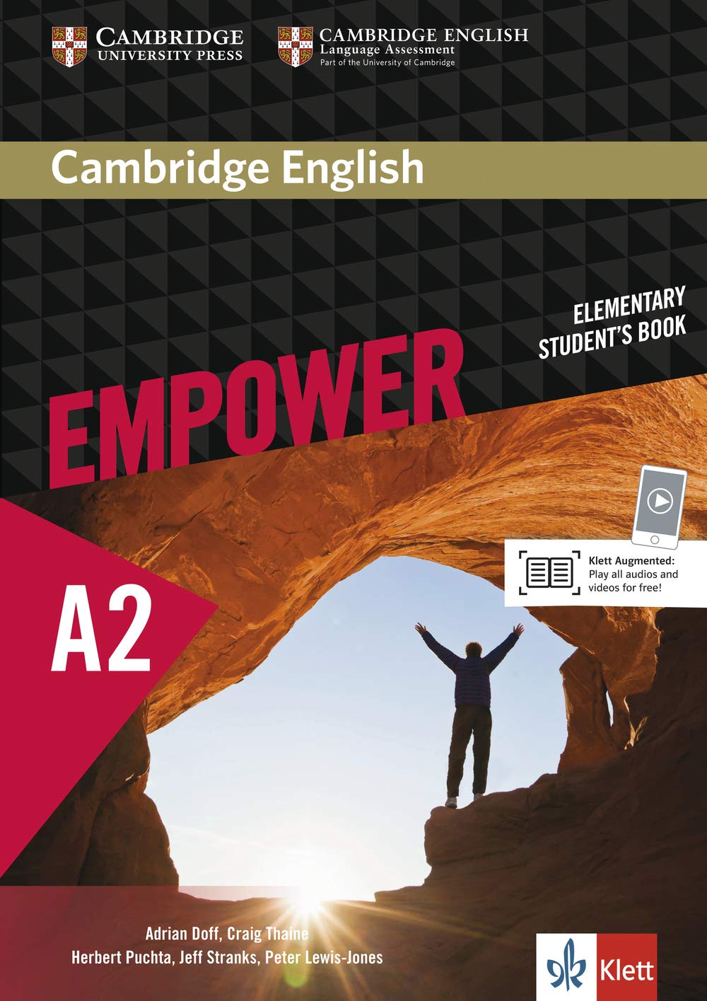 Cambridge English Empower. Students Book (A2): Amazon.es: Doff, Adrian: Libros en idiomas extranjeros