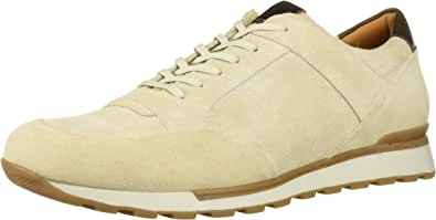 Brothers United Men's Leather Made in Brazil Fashion Trainer Sneaker