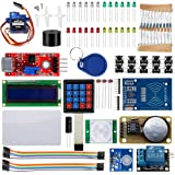 OSOYOO 2017 RFID Security Master Starter Kit for Arduino UNO R3 Mega2560 Basic Learning DIY (18 components included)
