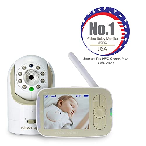 Infant optics dxr 8 review- a versatile camera monitor