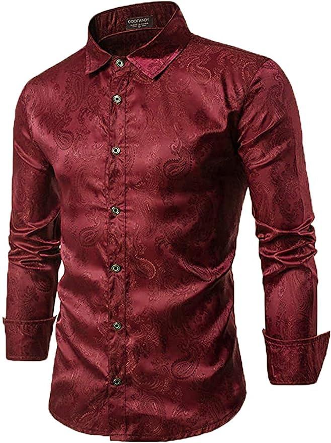Victorian Collar Dress Shirt