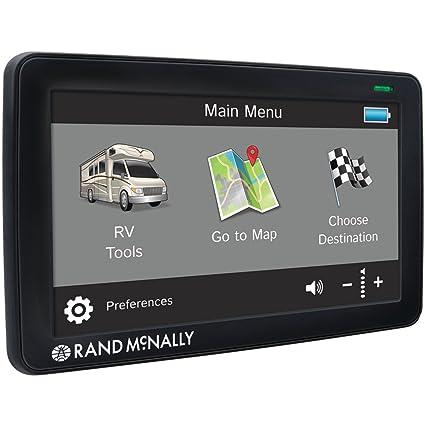 GPS-RV, RVND 7730 LM, 7