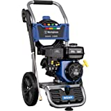 Westinghouse WPX3200 Gas Powered Pressure Washer 3200 PSI and 2.5 GPM, Soap Tank and Five Nozzle Set, CARB Compliant
