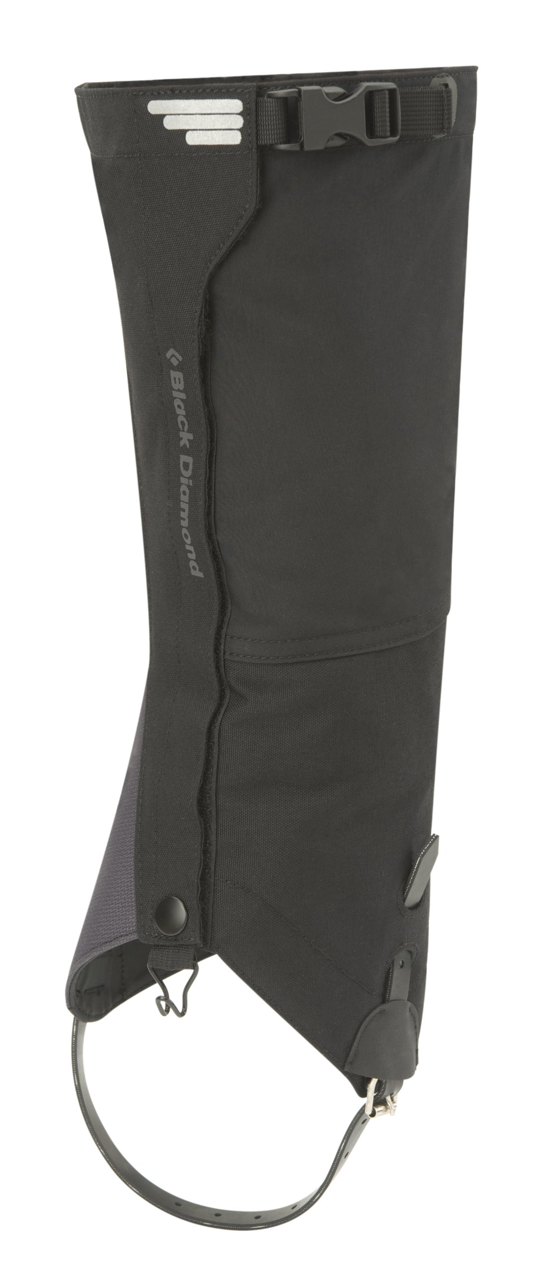 Black Diamond Apex Gaiter Gaiters SM Black